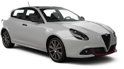 INTERRENT Car rental Girona - Costa Brava Airport Compact car - Alfa Romeo Giulietta
