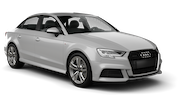 HERTZ Car rental Lauderdale Lakes Compact car - Audi A3