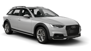 EUROPCAR Car rental Luxembourg Railway Station Standard car - Audi A4 Estate