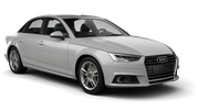 HERTZ Car rental Sydney Airport - International Terminal Standard car - Audi A4