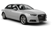 SILVERCAR Car rental Manhattan - Midtown East Standard car - Audi A4
