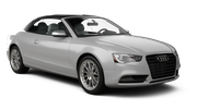 CARGETS Car rental Dubai - Downtown Convertible car - Audi A5