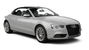 CARGETS Car rental Dubai City Centre Convertible car - Audi A5