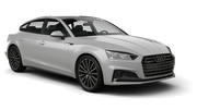 EUROPCAR Car rental Luxembourg Railway Station Standard car - Audi A5