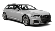 SIXT Car rental Barcelona - City Standard car - Audi A6 Estate
