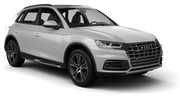 EUROPCAR Car rental Minsk Downtown Suv car - Audi Q5