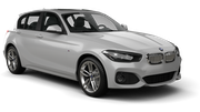 DOLLAR Car rental Geneva - Downtown Compact car - BMW 1 Series