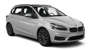 SIXT Car rental Huddersfield Van car - BMW 2 Series Gran Tourer