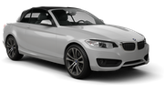 SIXT Car rental Geneva - Airport Convertible car - BMW 2 Series Convertible