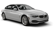 SIXT Car rental Paris - Porte Maillot Standard car - BMW 4 Series Gran Coupe