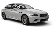 DOLLAR Car rental Lincoln Standard car - BMW 5 Series