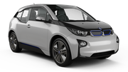 SIXT Car rental Barcelona - City Economy car - BMW i3