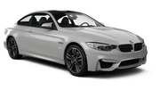 DOLLAR Car rental Sheffield Luxury car - BMW M4 Coupe