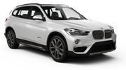 SIXT Car rental Sheffield Suv car - BMW X1