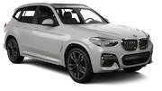 ENTERPRISE Car rental San Diego - 9292 Miramar Rd # 28 Suv car - BMW X3