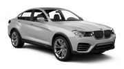 SIXT Car rental Chișinău International Airport Suv car - BMW X4