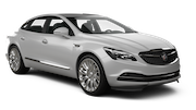 THRIFTY Car rental Manhattan - Midtown East Luxury car - Buick Lacrosse