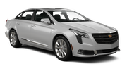 NATIONAL Car rental Sacramento Int'l Airport Luxury car - Cadillac XTS