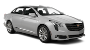 NATIONAL Car rental Bel Air Luxury car - Cadillac XTS