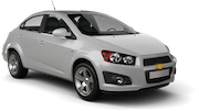 HERTZ Car rental Brossard Economy car - Chevrolet Aveo