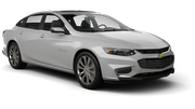 HERTZ Car rental Beer Sheva Fullsize car - Chevrolet Malibu