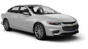 BUDGET Car rental Ajman - Downtown Standard car - Chevrolet Malibu
