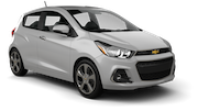 HERTZ Car rental Alexandria Economy car - Chevrolet Spark