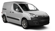 ENTERPRISE Car rental Barcelona - Airport Van car - Citroen Berlingo Cargo Van