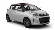 EUROPCAR Car rental Paphos City Mini car - Citroen C1