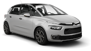 AVIS Car rental Peterborough Standard car - Citroen C4 Picasso