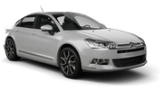 DOLLAR Car rental Casablanca - Airport Luxury car - Citroen C5 Exclusive