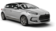 BUDGET Car rental Zamalek Downtown Standard car - Citroen DS5