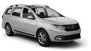 EUROPCAR Car rental Moscow - Downtown Standard car - Dacia Logan MCV
