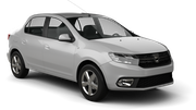 BUDGET Car rental Casablanca - Airport Compact car - Dacia Logan