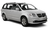 HERTZ Car rental Panama City - Hotel La Cresta Inn Van car - Dodge Caravan