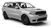 ENTERPRISE Car rental Monterey Park Van car - Dodge Durango