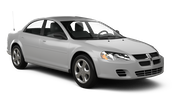 PAYLESS Car rental Sacramento Int'l Airport Standard car - Dodge Stratus
