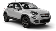 BUDGET Car rental Albufeira - West Compact car - Fiat 500X