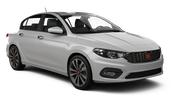 SIXT Car rental Beer Sheva Standard car - Fiat Tipo