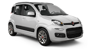 BEST DEAL Car rental Albufeira - West Mini car - Fiat Panda