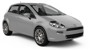 FIREFLY Car rental Venice - Airport - Marco Polo Economy car - Fiat Punto