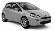 MEGADRIVE Car rental Budapest - Downtown Economy car - Fiat Punto