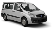 EUROPCAR Car rental Chios - Airport Van car - Fiat Scudo