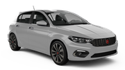 EUROPCAR Car rental Barcelona - Airport Compact car - Fiat Tipo