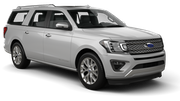 BUDGET Car rental Milwaukee Airport Suv car - Ford Expedition