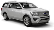 BUDGET Car rental Los Angeles - Wilshire Boulevard Suv car - Ford Expedition