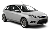 AVIS Car rental Orange County - John Wayne Apt Compact car - Ford Focus