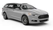 HERTZ Car rental Brussels - Train Station Standard car - Ford Mondeo Estate