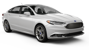 SIXT Car rental Podgorica Airport Standard car - Ford Mondeo