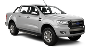 LOCALIZA Car rental Duque De Caxias - Central Suv car - Ford Ranger Double Cab